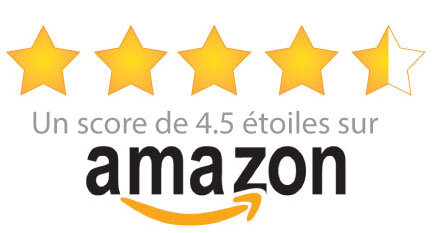 Just'a Drop - Amazon 4.5 étoiles